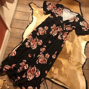2x faux wrap dress 💋